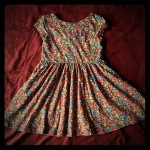 Polo Ralph Lauren floral dress